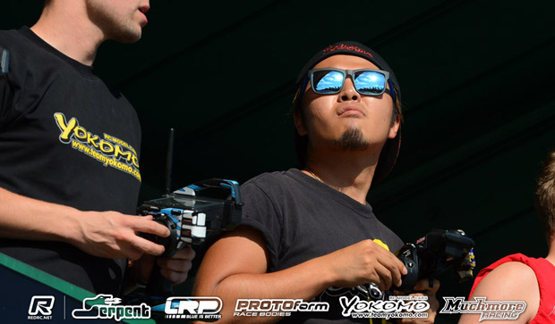Yokomo set early pace in Kissimmee