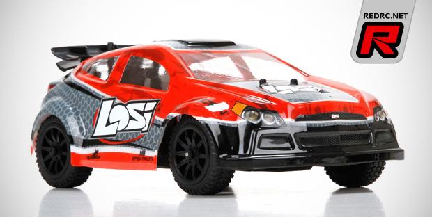 Losi Micro Rally-X & SCTE RTR kits