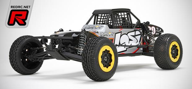 Losi XXX-SCB brushless short course buggy