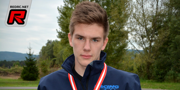 Jan Popic takes Austrian Junior championships