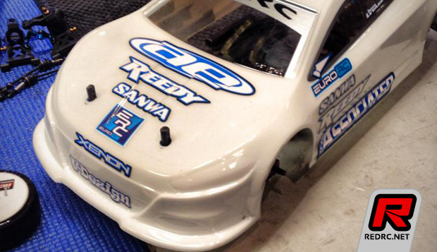 Protoform carpet touring car body – Sneak Preview