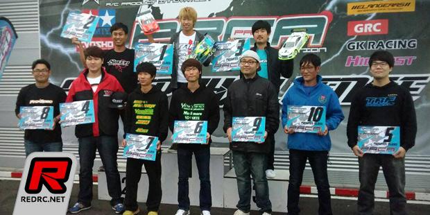 Sobue & Kiyomoto defend PRCA titles