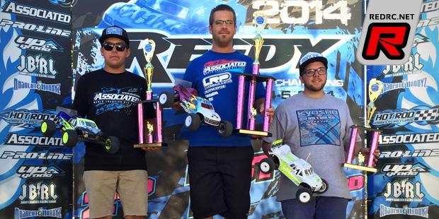 Steven Hartson wins Mod Truck at Reedy Truck Race