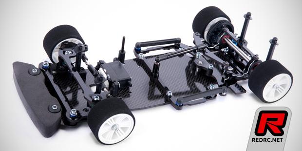 Schumacher SupaStox GT 1/12th kit