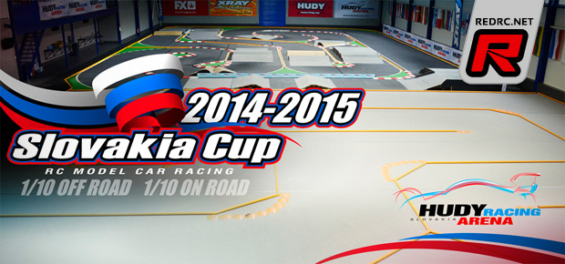 2014/15 Slovakia Cup – Announcement