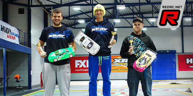 Slovakia Cup Rd1 – Report