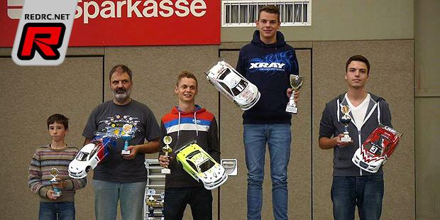 Valentin Hettrich wins at South German regionals Rd2