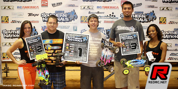 Hooks & Harrison win at Southern Nationals