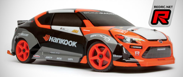 Team Ociated Apex Scion Racing Tc Rtr
