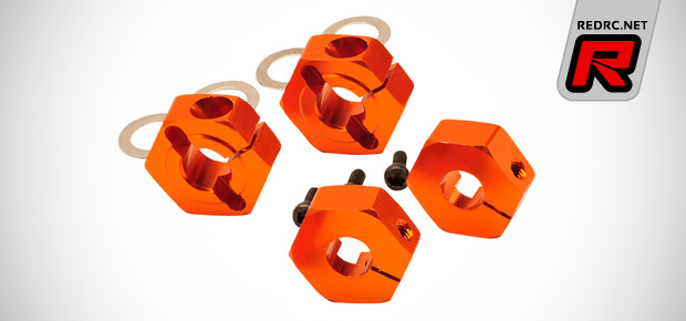 Team C 12mm hex adapters for TM2 V2 & TM4