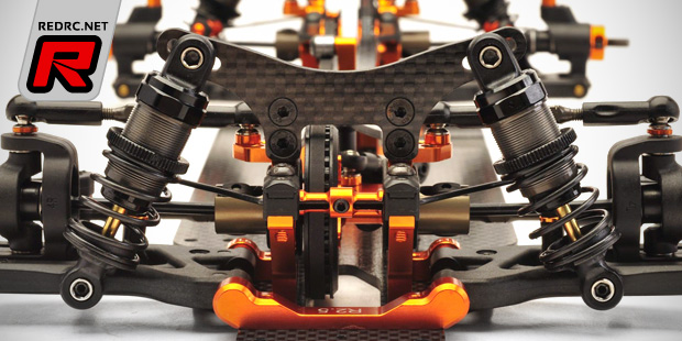 Team C TC10 long shock conversion kit