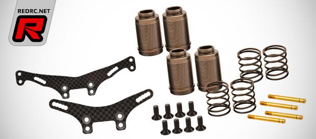 Team C TC10 long shock absorber conversion kit