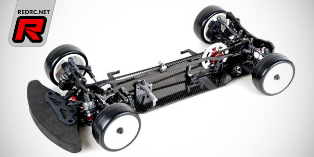 VBC Racing Wildfire D07 touring car kit