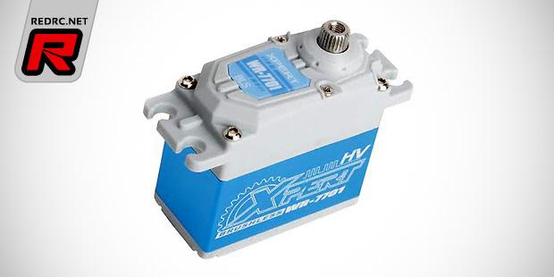 Xpert WR series waterproof servos