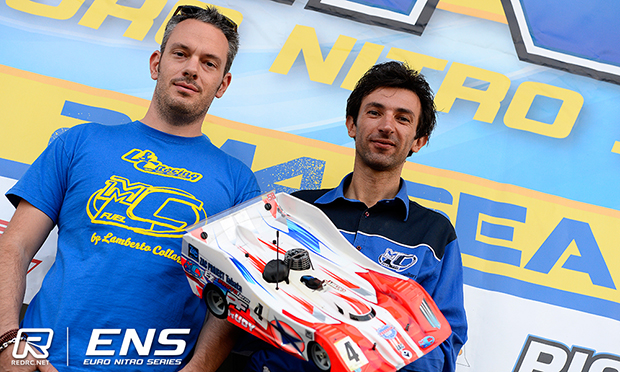 Collari secures TQ for ENS title decided