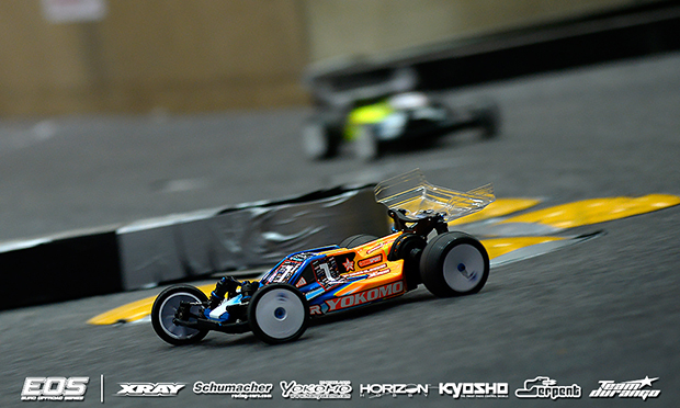 Martin tops 2WD Q3 at EOS
