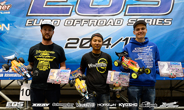 Matsukura opens EOS title defence with Polish win