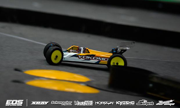 Matsukura takes opening 4WD qualifier