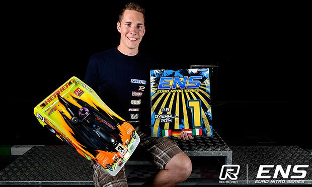 Collari wins as Kurzbuch crowned ENS Champion