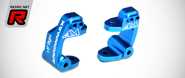 Arrowmax B-Max2 +5 degree C-hub set