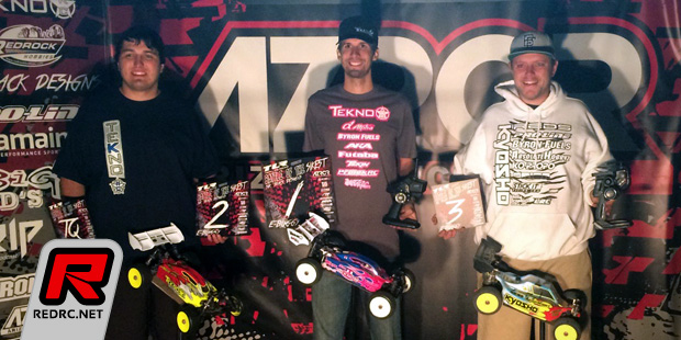 Lutz takes E-Buggy win at the Battle of the Sikest