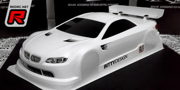More details on Bittydesign's new carpet TC body