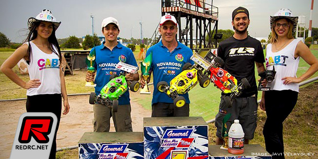 Adrian Castro wins at CABT Championship Rd4
