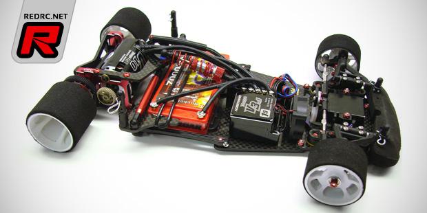 CRC Xti-WC 1/12th scale pan car kit