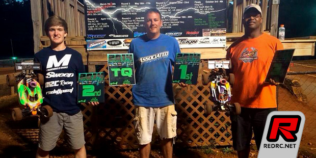Andrew Poole triples at East Coast Offroad Series