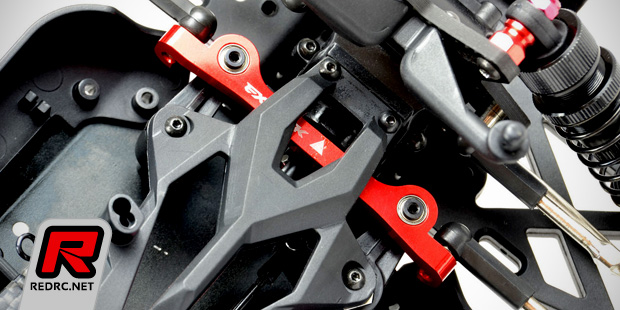 Exotek Mini 8ight carbon fibre & aluminium options