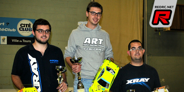 Favrelle & Delalondre win at French Winter Nats Rd2
