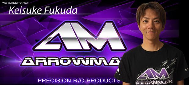 Keisuke Fukuda joins Arrowmax