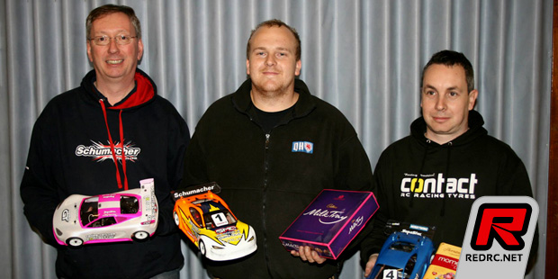 GT12ClJames Hart wins at GT12 Clubmans Series Rd3ubmansRd3