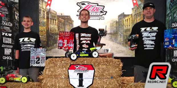 Lucas Sanford wins at Gun Smoke Classic