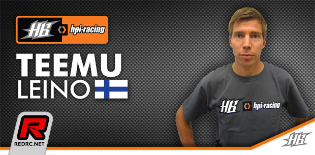 Teemu Leino continues with HB-HPI through 2015