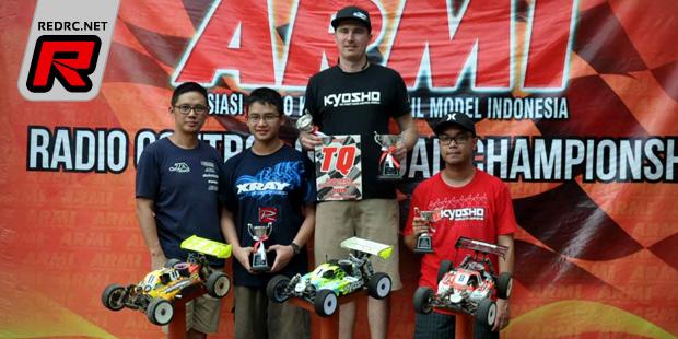 Zac Ryan wins at Indonesia Buggy Championship