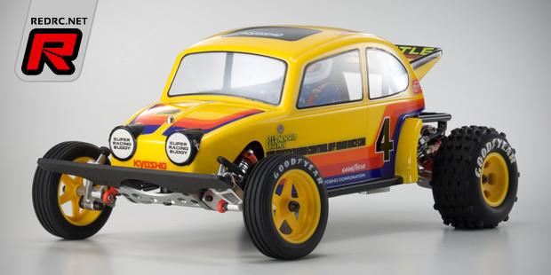 Kyosho Beetle 2014 2WD buggy kit