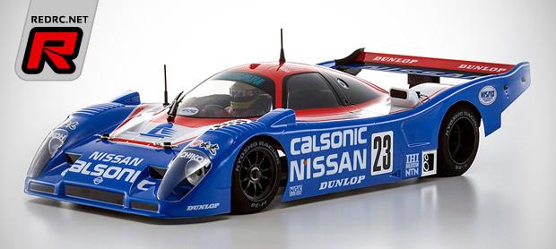 Kyosho Plazma LM Nissan R90CP kit