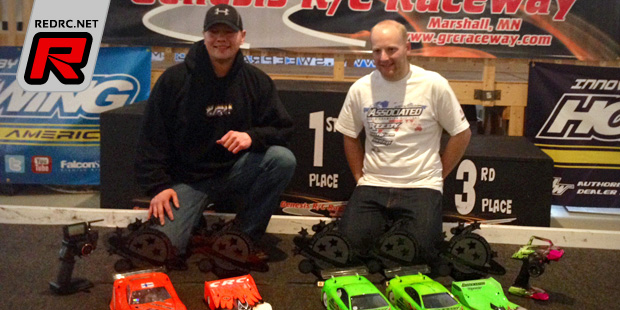 4th Annual Midwest Indoor Championship – Report