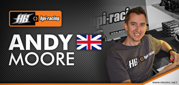 Andy Moore renews contract with HB-HPI