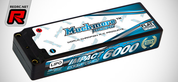 Muchmore Impact FD2 LiPo battery packs