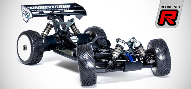 Mugen MBX7R Evo 1/8th E-buggy kit