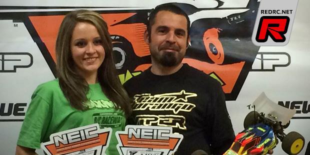 Amezcua & Wernimont win at NEIC 2014