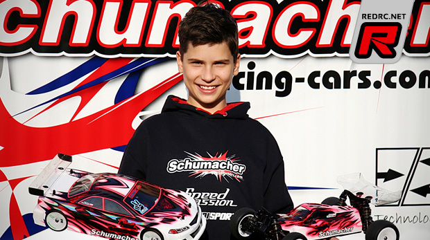 Michal Orlowski teams up with Schumacher