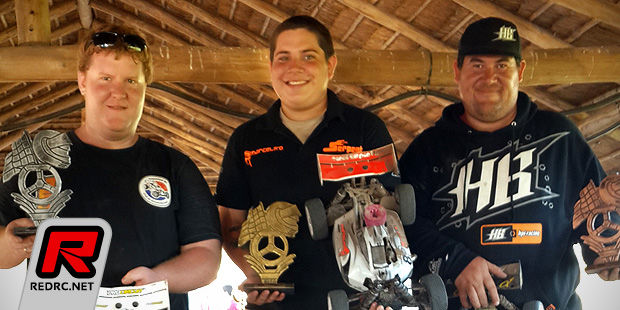Talavera wins at Paraguay national champs Rd4