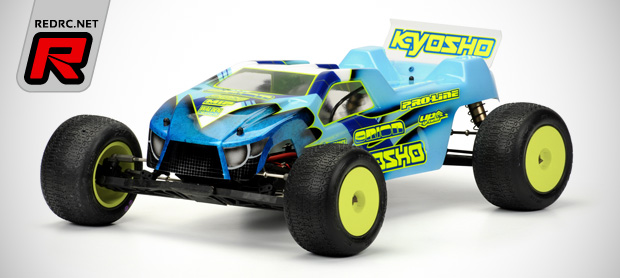 Pro-Line Bulldog MM body & 1/8th Electron tyres