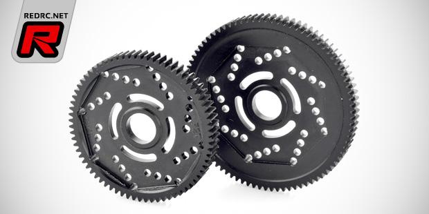RDRP Team Durango precision spur gears R2
