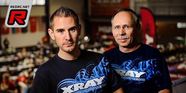 Renaud Savoya leaves Xray