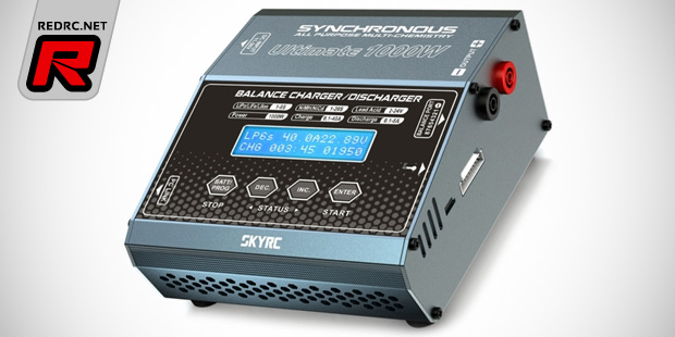 SkyRC Ultimate 1000W multi-chemistry charger