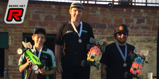 WA EP Off-Road Interclub Series Rd1 – Report